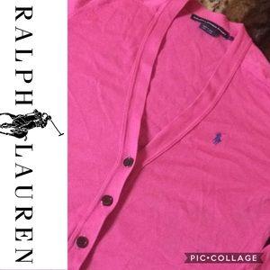 BNWOT Polo Ralph Lauren L/S Boyfriend Cardigan